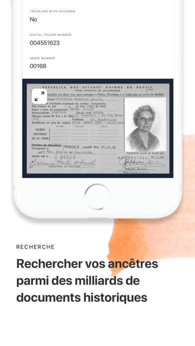Screenshot #3 pour MyHeritage