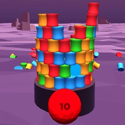 Color Stack Tower