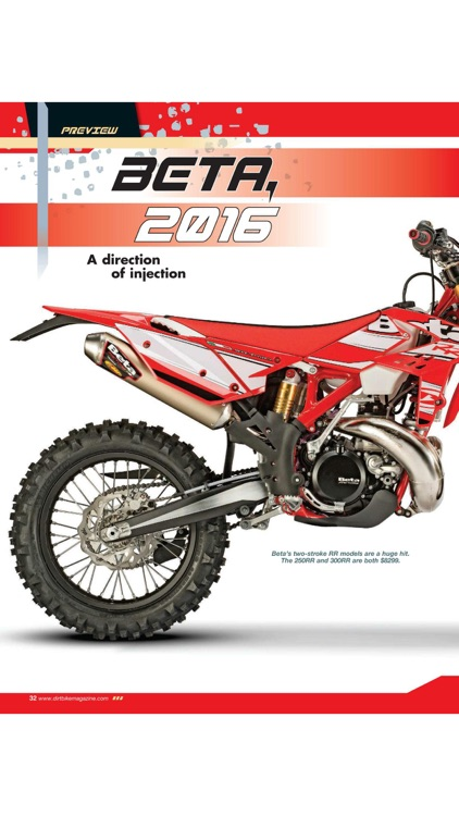 Dirt Bike Magazine screenshot-4