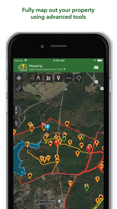 Screenshot for HuntStand in United States App Store
