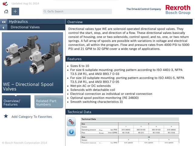 Bosch Rexroth GoTo Products on the App Store