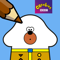 App Icon for Hey Duggee Colouring App in Poland IOS App Store