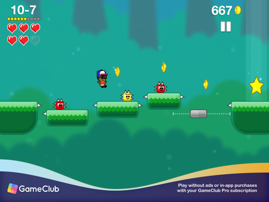 Mikey Jumps - GameClub screenshot 10