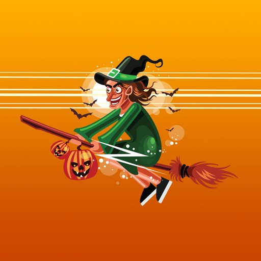Scary Halloween Stickers App