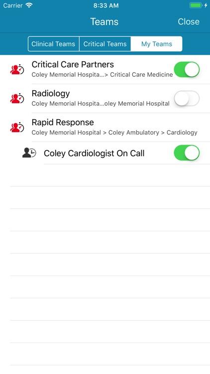Halo.Mobile screenshot-3