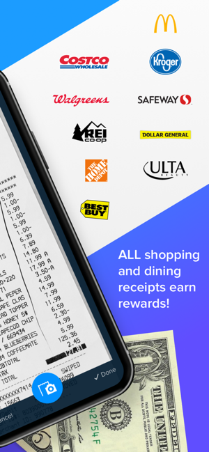 Receipt Hog Get Paid To Shop On The App Store