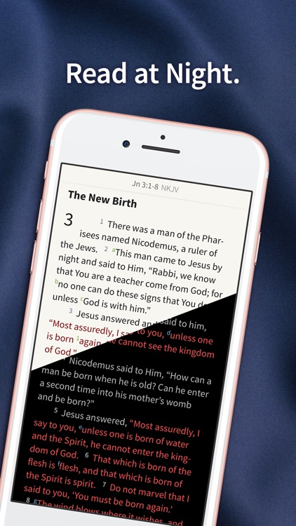 NKJV Bible by Olive Tree screenshot-7