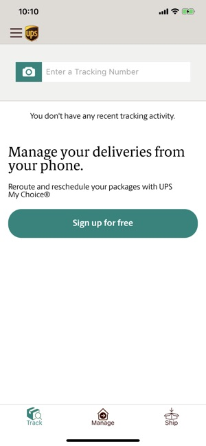 Ups Near My Location >> Ups Mobile On The App Store
