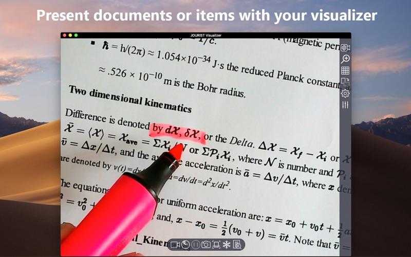 JOURIST Visualizer screenshot 1