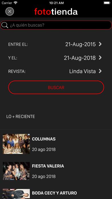 Linda Vista Screenshot