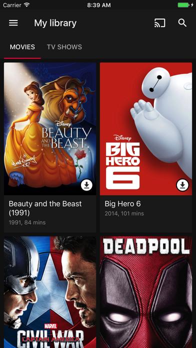 Google Play Movies & TV-1