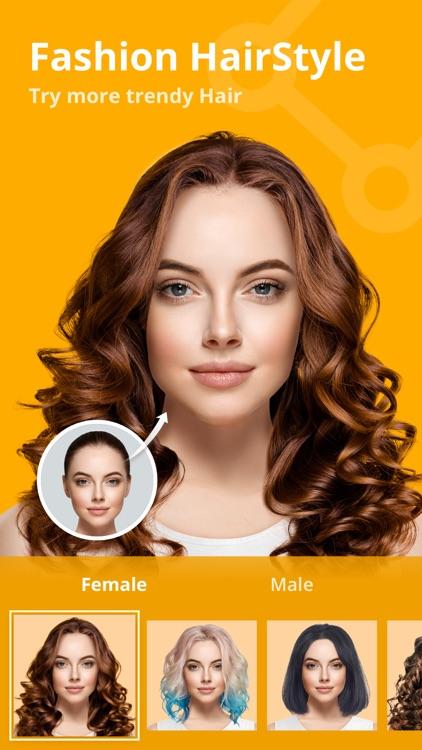 PicsMagic-Comic & Hairstyle