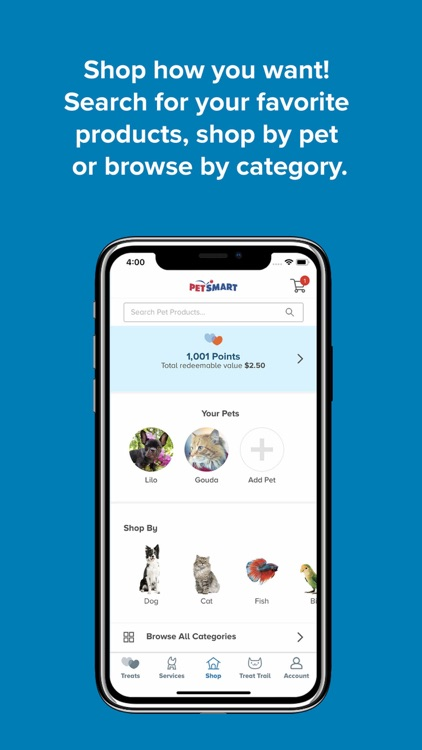 PetSmart, Inc. screenshot-0