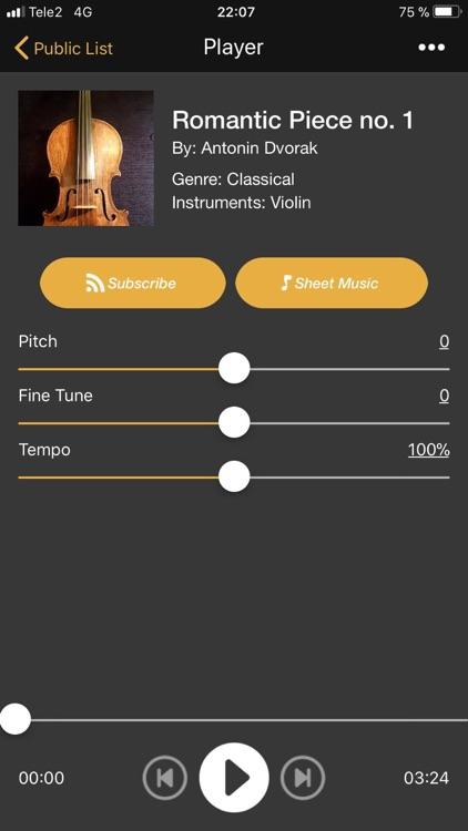 SoundLily screenshot-3