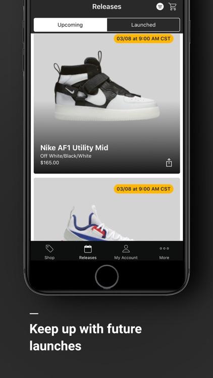 Foot Locker: Shop New Releases screenshot-4