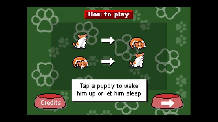 Sleepy Puppies Mobile screenshot-4