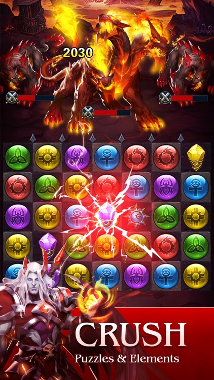 Puzzles & Conquest screenshot-1