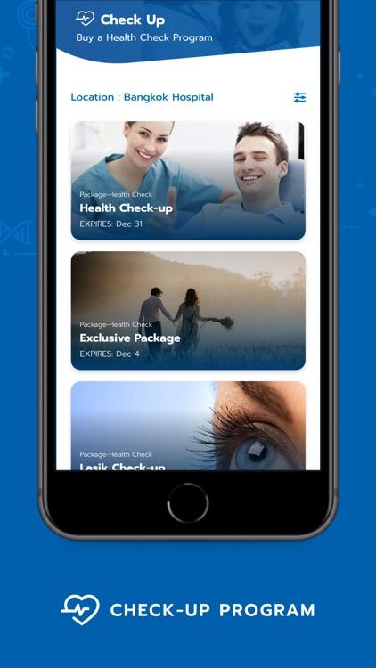 BDMS Healthpassport screenshot-3