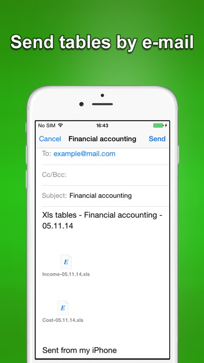 Financial Tracker pro - Tables