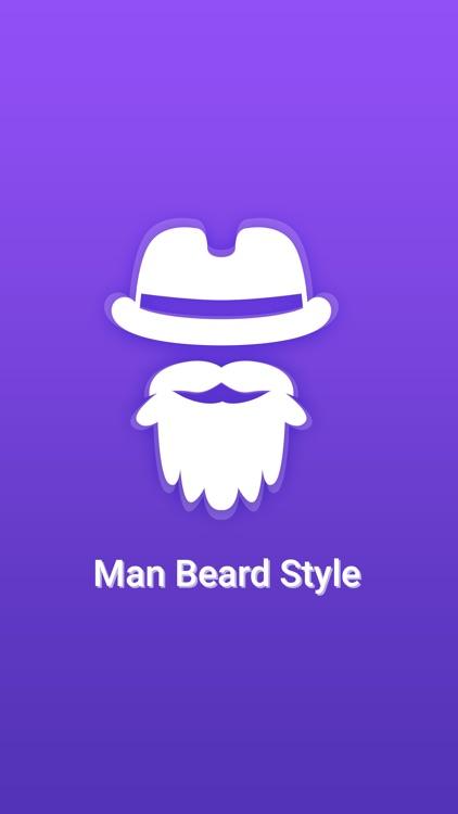 Man Beard Style