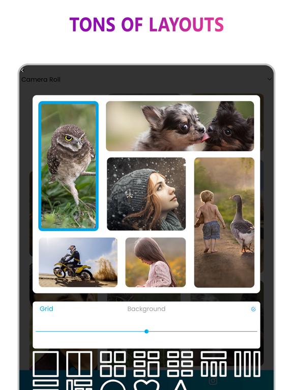 Photo Collage Maker - Mix Pics screenshot 8