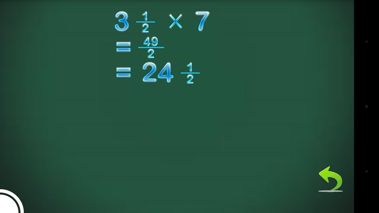 Fraction Calculator & progress screenshot-4