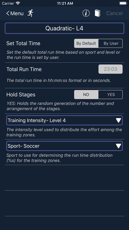 Aero Trainer+ Workouts screenshot-3