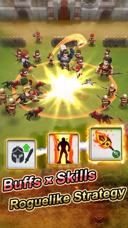 iHero Battle:Rogue Arena Game