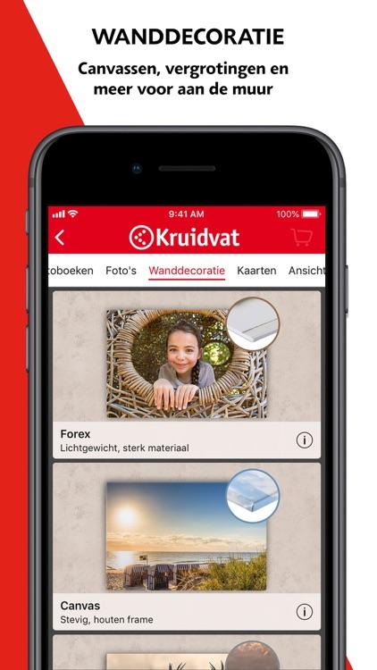 Kruidvat Fotoboek - Fotoprint screenshot-3