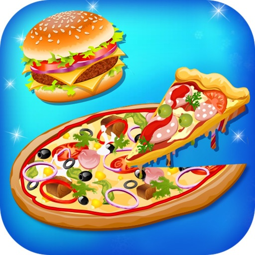 Pizza Burger - Cooking Game