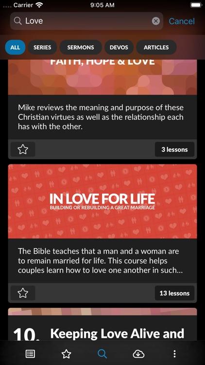 BibleTalk.tv screenshot-5