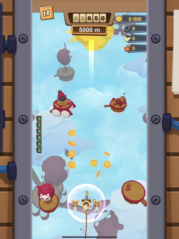 BattleSky Brigade: Harpooner screenshot 8