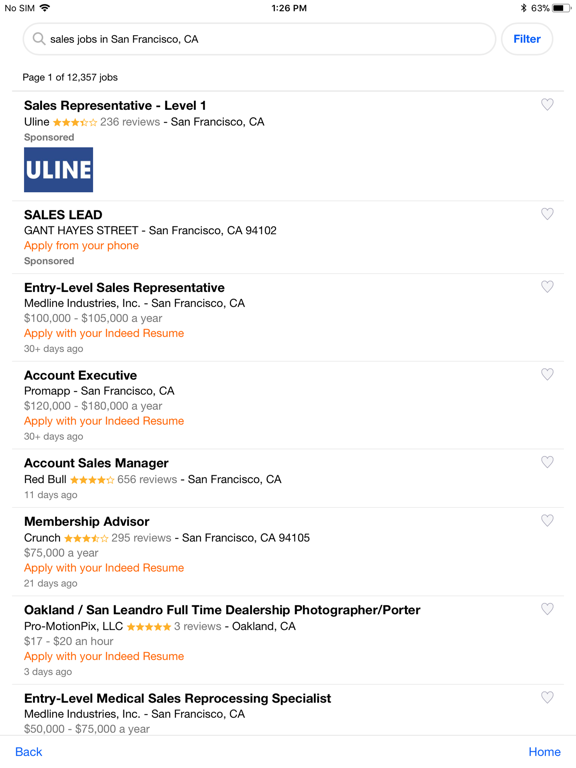 Indeed Job Search | App Price Drops