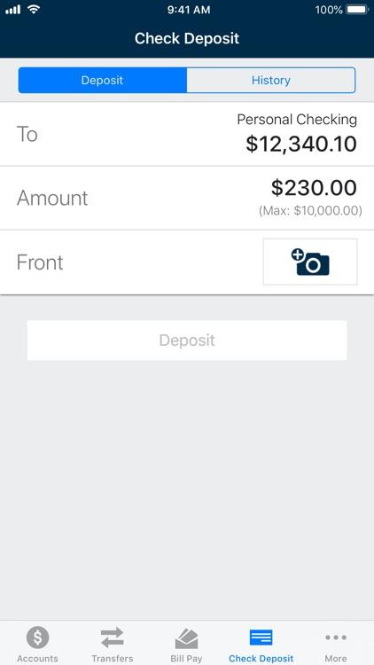 Spectrum Credit Union Mobile screenshot-7