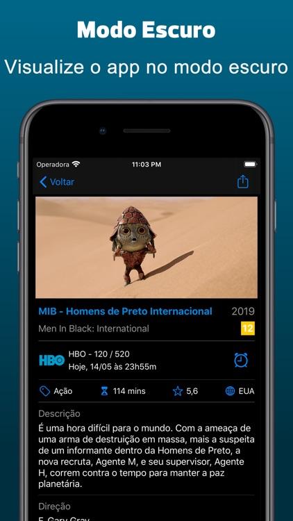 Guia TV Fácil - Programação TV screenshot-7