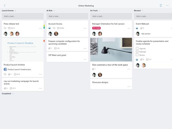 Microsoft Planner screenshot 5