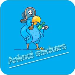 动物stickers