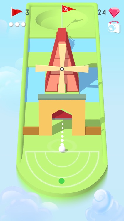 Pocket Mini Golf screenshot-3