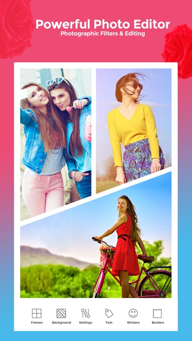 Download Frames - Picture Collage Maker for Pc
