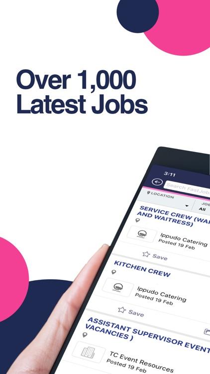 FastJobs - Get Jobs Fast