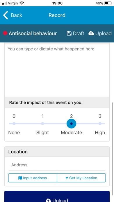 OnRecord screenshot four
