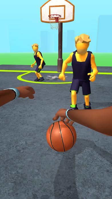Dribble Hoops screenshot 8