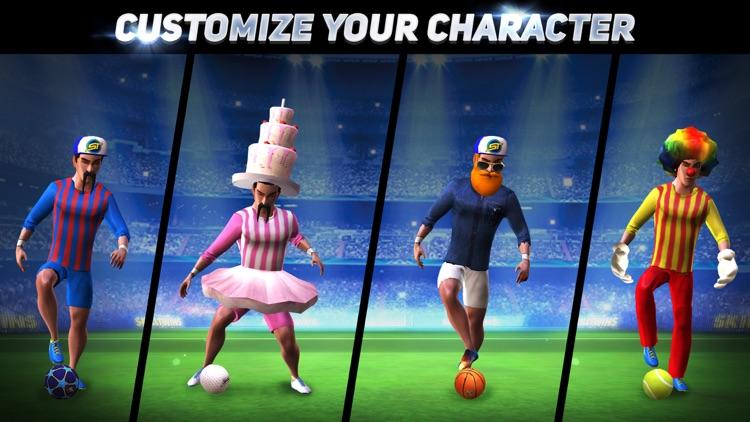 Skilltwins Soccer Game screenshot-4