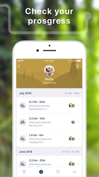 Rundogo - dog sports tracker screenshot-4
