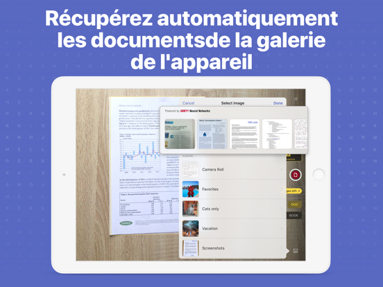 Screenshot #5 pour FineScanner AI PRO-scan en PDF