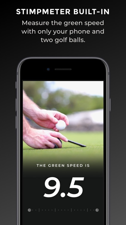 Golf Scope - AR Green Reading screenshot-1