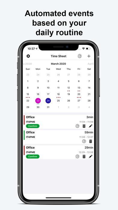 GeoTS Screenshot