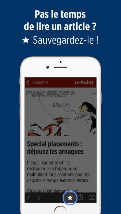 Le Point Magazine Dactualits review screenshots
