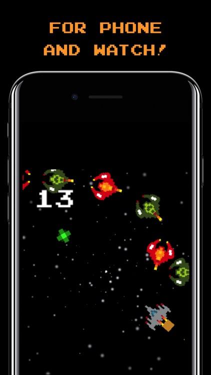 Kepler Attack - Watch & Phone screenshot-0