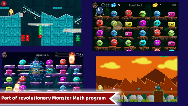 Math Rescue Kids Mental Games screenshot-4